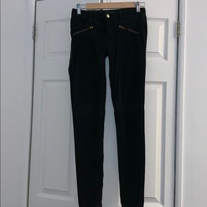 JUICY COUTURE Navy Corduroy Pants